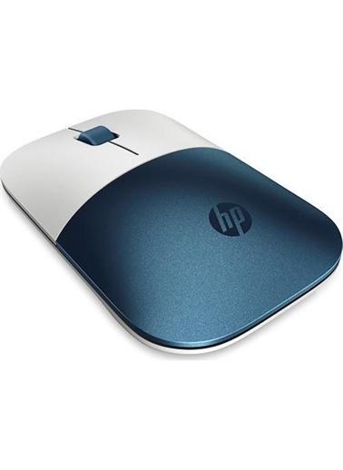 HP Hp Z3700 Kablosuz Mouse - Mavi & Gümüş 171D9Aa Renkli